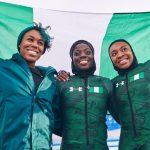 History! Nigeria's Bobsled Team head to the Winter Olympics!